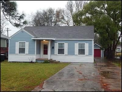 Port Arthur Single Family Home For Sale: 515 San Jacinto Ave