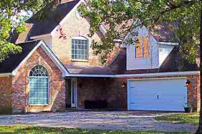 Beaumont TX Single Family Home For Sale: $345,000