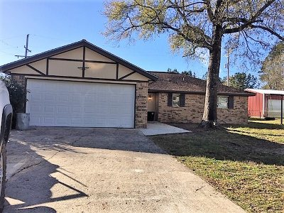 Vidor Single Family Home For Sale: 805 Warwick