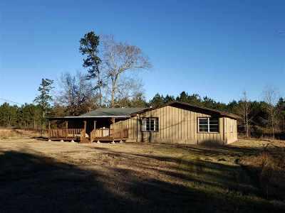 Kountze Single Family Home For Sale: 2315 Blue Jay Drive