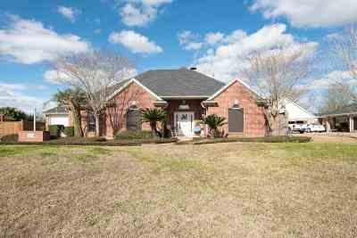 Lumberton Single Family Home For Sale: 7678 Cobblestone