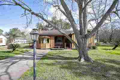 Beaumont Single Family Home For Sale: 1475 Amelia St