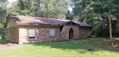 Vidor Single Family Home For Sale: 6370 N Hwy 105
