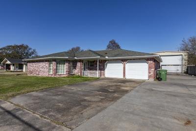 Port Arthur Single Family Home For Sale: 2669 66th St.
