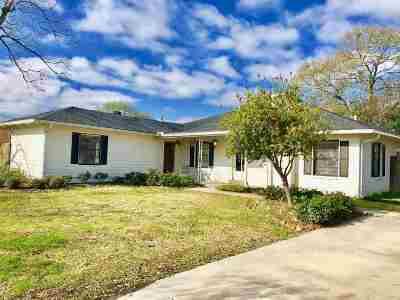 Nederland Single Family Home For Sale: 2606 Avenue H