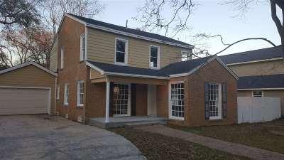 Beaumont Single Family Home For Sale: 2270 Harrison Ave