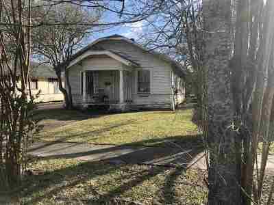 Beaumont Single Family Home For Sale: 2565 McFaddin