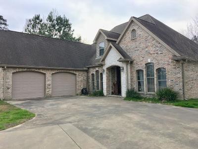Kountze Single Family Home For Sale: 5515 Esterwood