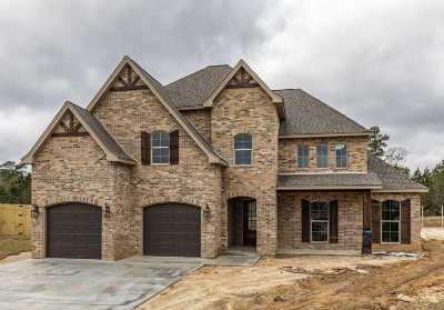 Lumberton Single Family Home For Sale: 114 Mandavilla Way