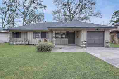 Nederland Single Family Home For Sale: 607 24th