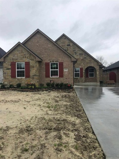 Beaumont Single Family Home For Sale: 6355 Highpoint