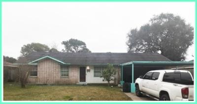 Port Arthur Single Family Home For Sale: 6124 16th St