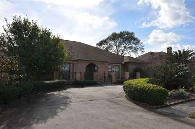 Port Neches Single Family Home For Sale: 305 Yorkshire Lane
