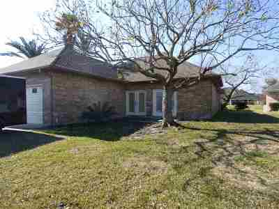 Port Arthur Single Family Home For Sale: 3148 Birchwood Triangle