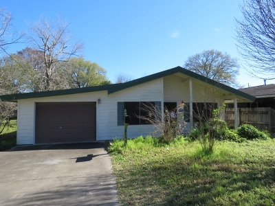 Port Neches Single Family Home For Sale: 2009 9th
