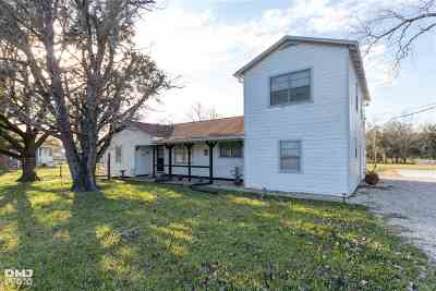 Beaumont TX Single Family Home For Sale: $120,000