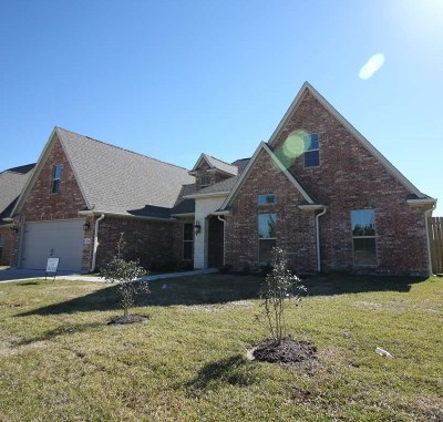 Lumberton Single Family Home For Sale: 1640 Kalas Circle