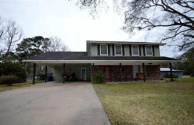 Kountze Single Family Home For Sale: 1974 Becky Ln