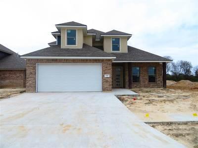 Port Arthur Single Family Home For Sale: 4417 Emerlyn Meadows