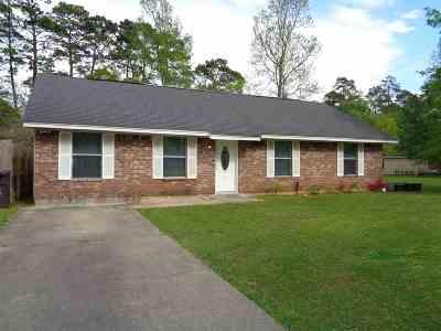 Vidor Single Family Home For Sale: 575 Needles St