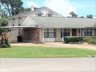 Vidor Single Family Home For Sale: 1020 Lamar
