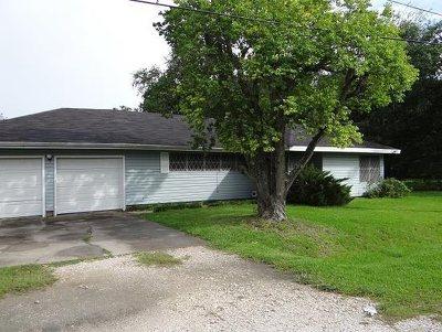 Port Arthur Single Family Home For Sale: 4748 13th Street