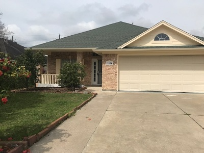 Port Neches Single Family Home For Sale: 2854 Meadowbrook