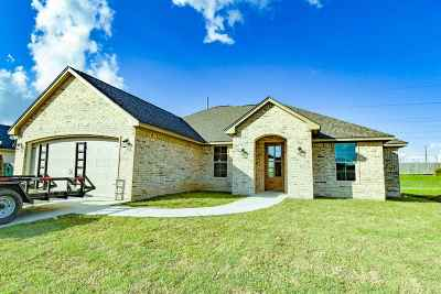Port Arthur Single Family Home For Sale: 2816 Oxford Dr