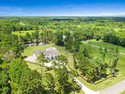 Beaumont Single Family Home For Sale: 15680 Old Sour Lake Road