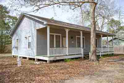 Lumberton Single Family Home For Sale: 9196 West Wind