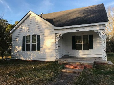 Beaumont TX Single Family Home For Sale: $84,000
