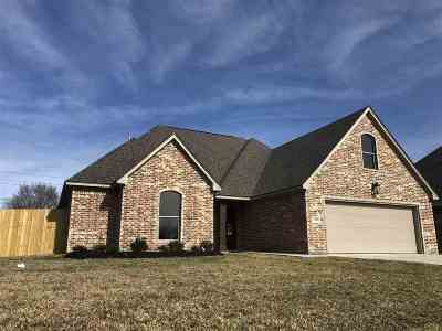 Beaumont TX Single Family Home For Sale: $259,900