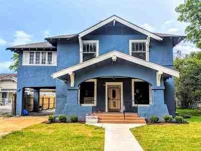 Beaumont TX Single Family Home For Sale: $180,000