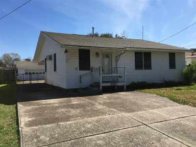 Port Neches Single Family Home For Sale: 2037 8th St