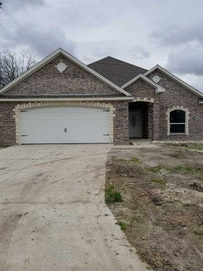 Beaumont TX Single Family Home For Sale: $271,200