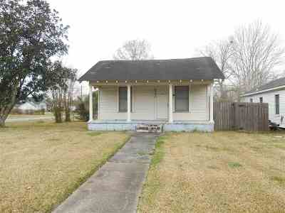 Beaumont Single Family Home For Sale: 2790 San Antonio Street