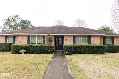 Beaumont TX Single Family Home For Sale: $228,190