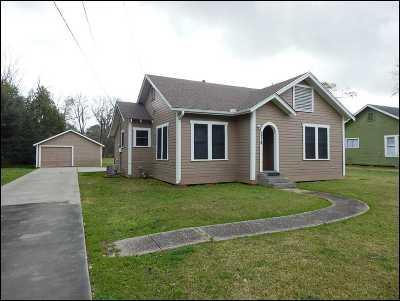 Port Arthur Single Family Home For Sale: 3218 32nd Street