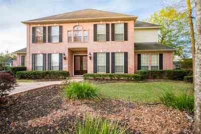 Beaumont TX Single Family Home For Sale: $550,000