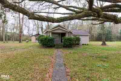 Kountze Single Family Home For Sale: 2749 Villa Road