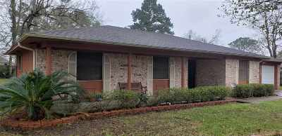 Beaumont TX Single Family Home For Sale: $147,900