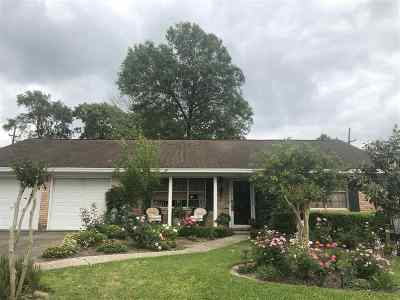 Beaumont TX Single Family Home For Sale: $169,000