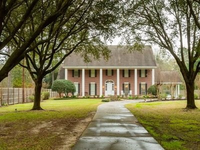 Beaumont TX Single Family Home For Sale: $545,000