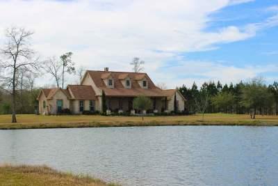 Kountze Single Family Home For Sale: 7585 Fm 421