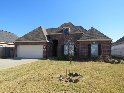 Port Arthur Single Family Home For Sale: 2530 Cedar Bend