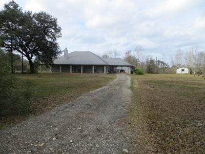 Kountze Single Family Home For Sale: 14459 Fm 421