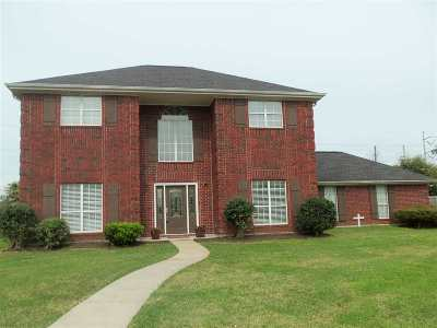 Nederland Single Family Home Contingent On Closing: 1601 Tallowood Ln