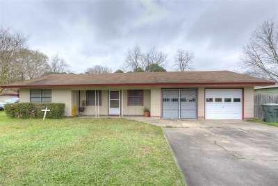 Port Arthur Single Family Home For Sale: 2365 62nd