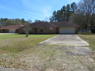 Vidor Single Family Home For Sale: 3480 Riverbend Dr