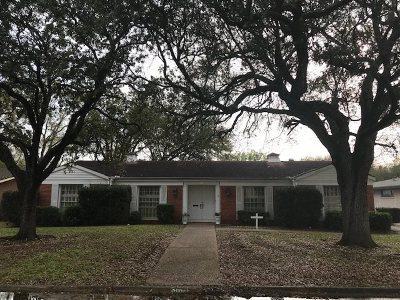 Port Arthur Single Family Home For Sale: 3801 Platt Avenue
